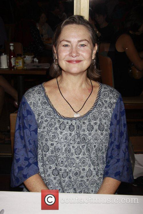Cherry Jones The 24th Annual Broadway Cares/Equity Fights...