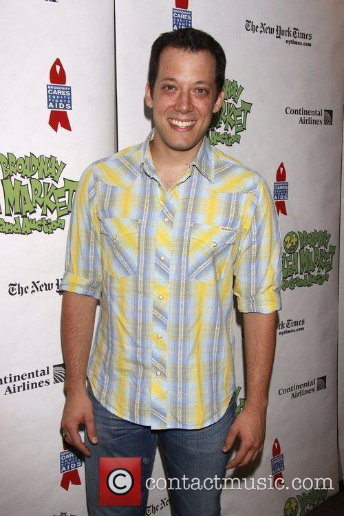 John Tartaglia The 24th Annual Broadway Cares/Equity Fights...