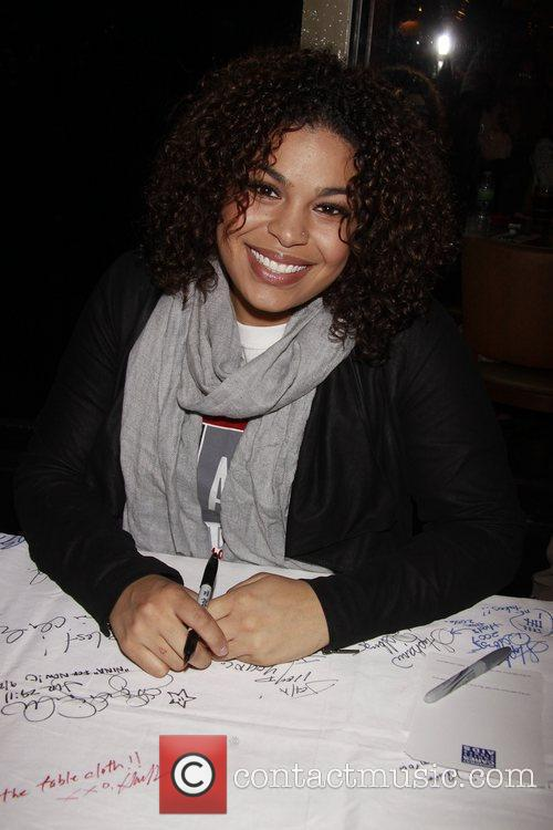 Jordin Sparks The 24th Annual Broadway Cares/Equity Fights...