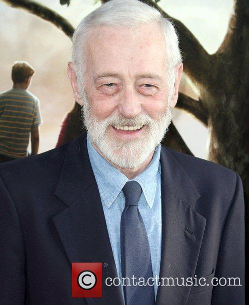 John Mahoney at the premiere of 'Flipped'