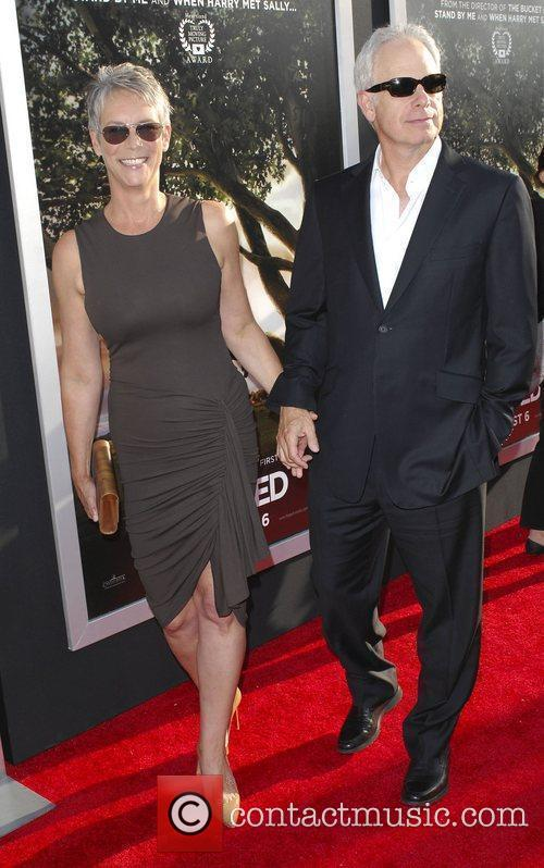 Jamie Lee Curtis and Actor Christopher Guest 6