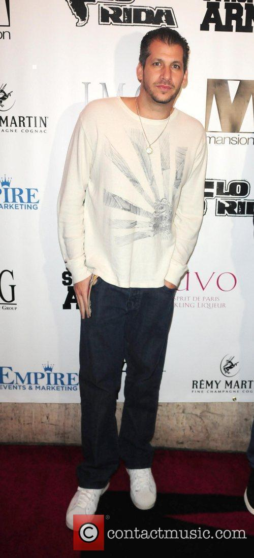 Gil Green attends Flo Rida Album Release Party...