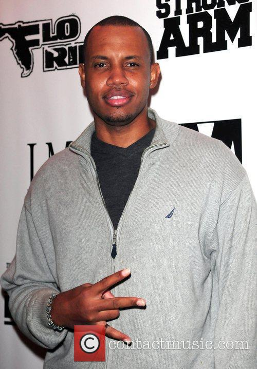 Peter Baily attends Flo Rida Album Release Party...