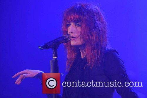 Florence Welch and Florence and The Machine 7