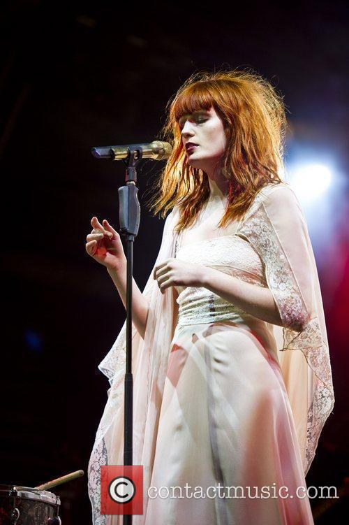 Florence Welch, Somerset House