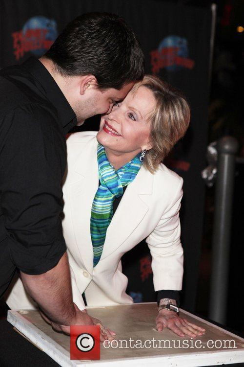 Florence Henderson celebrates her illustrious career with a...