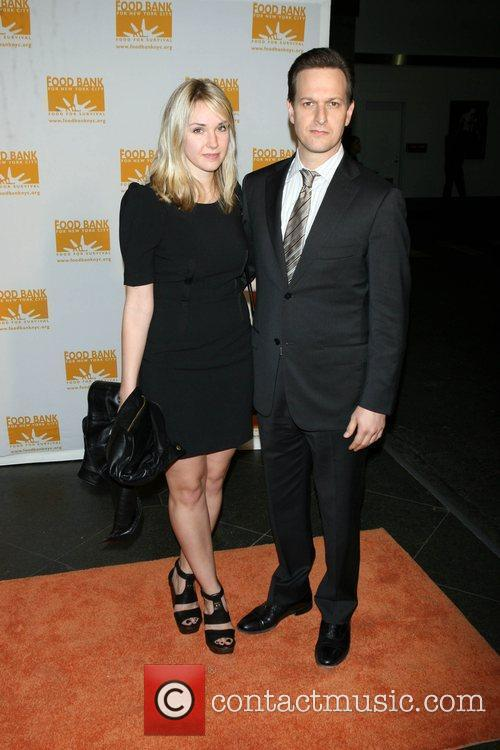 Josh Charles and wife Food Bank for New...