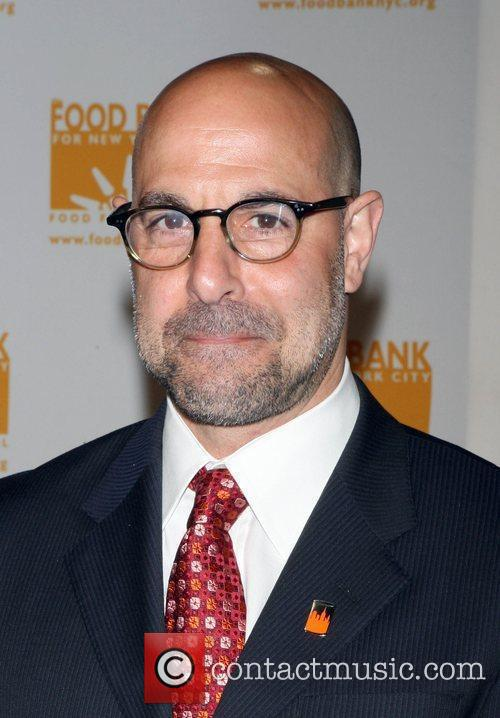 Stanley Tucci Food Bank for New York City...