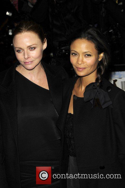 Stella Mccartney and Thandie Newton 3