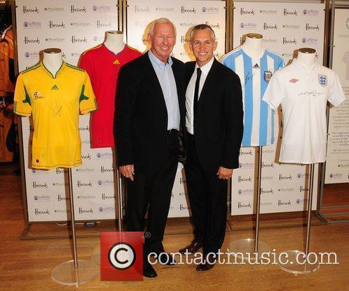 Launch of 'Football Auction' for the Willow Foundation...