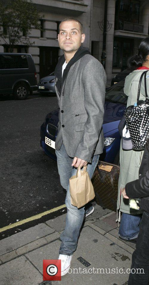 Luke Young Arriving At A Hotel 2