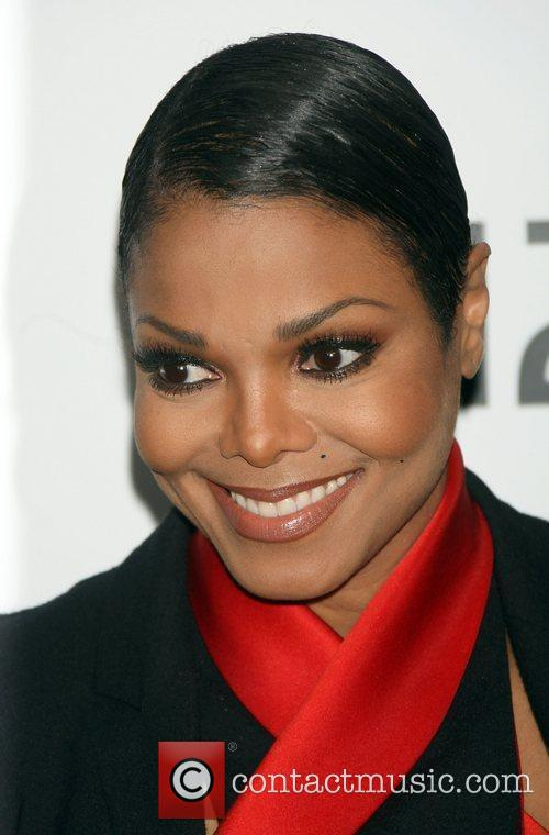 Janet Jackson NYC movie premiere of 'For Colored...