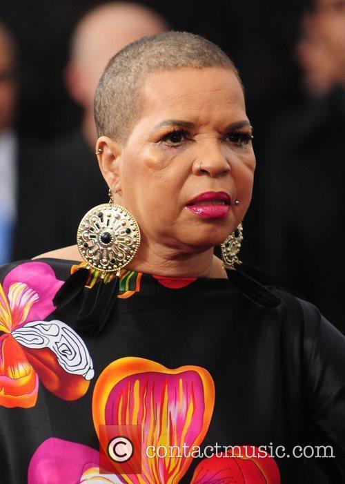Ntozake Shange NYC movie premiere of 'For Colored...