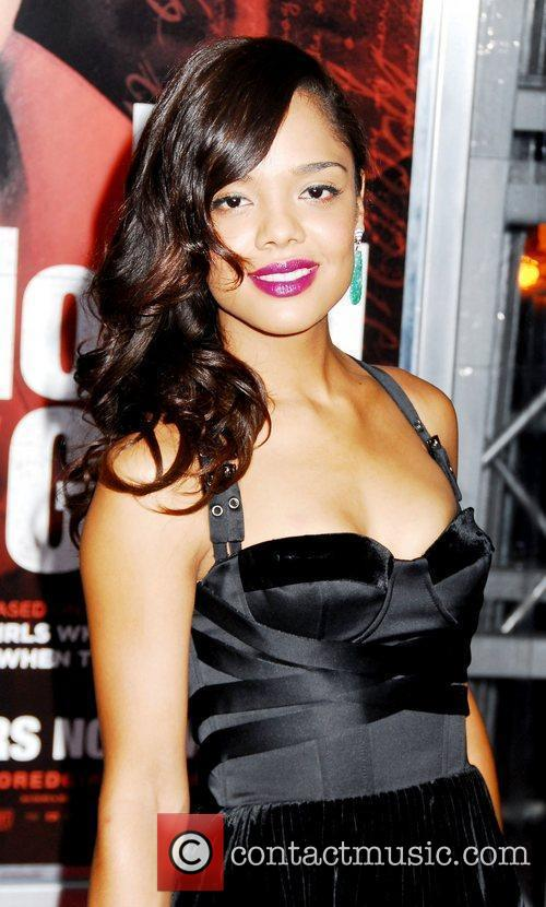 May Zayan NYC movie premiere of 'For Colored...