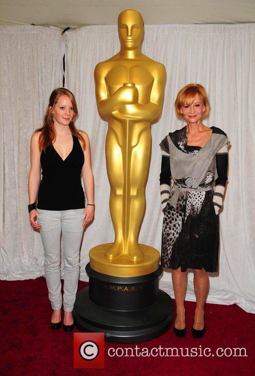 Leonie Benesch and Susanne Lothar