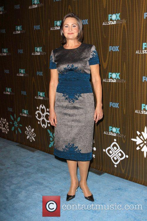 Cherry Jones The Fox 2010 Winter All-Star Party...