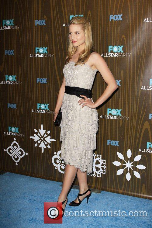 Dianna Agron The Fox 2010 Winter All-Star Party...