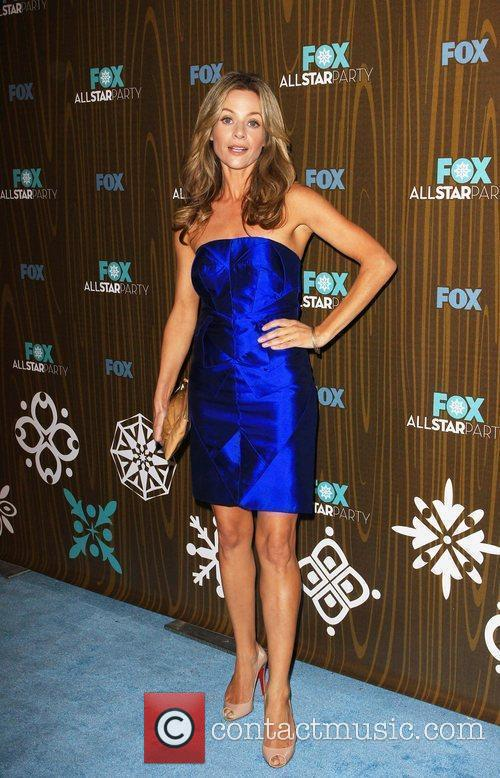 Jessalyn Gilsig The Fox 2010 Winter All-Star Party...