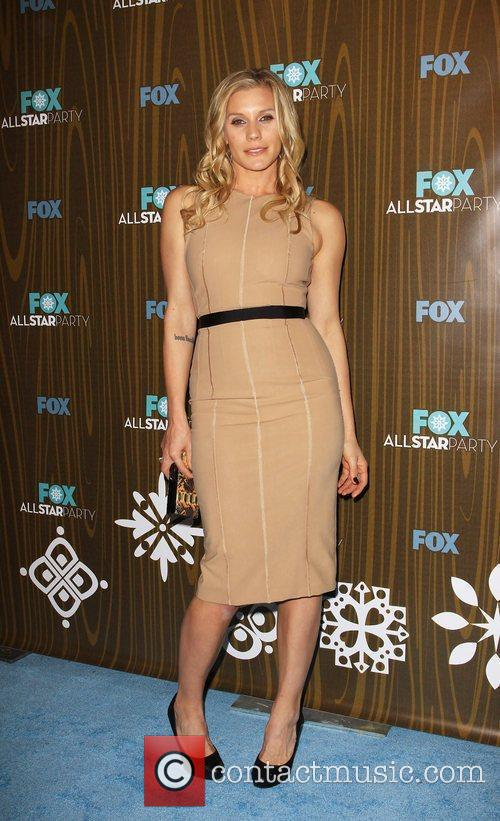 Katee Sackhoff The Fox 2010 Winter All-Star Party...