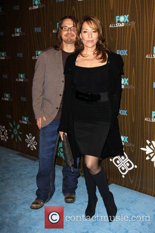 Katey Sagal and guest The Fox 2010 Winter...
