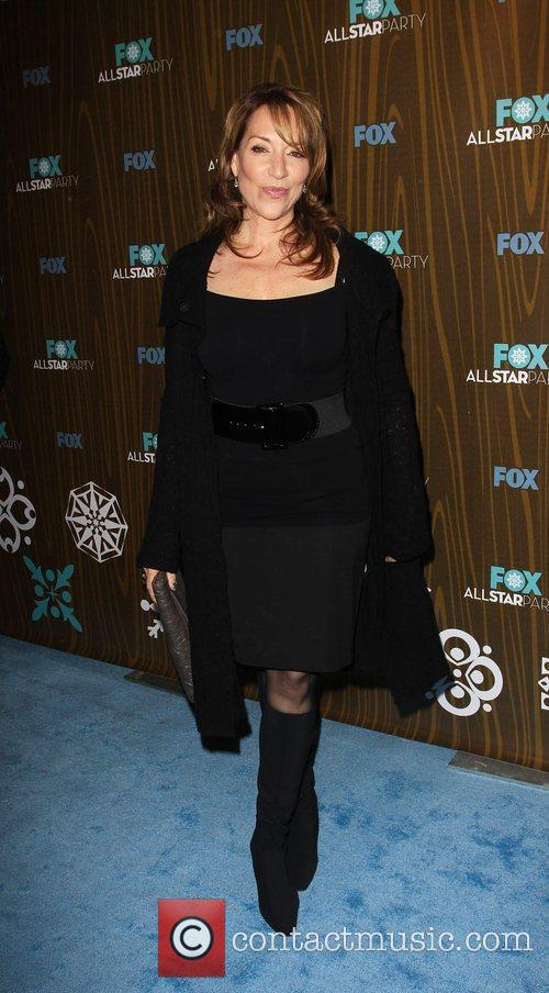 Katey Sagal The Fox 2010 Winter All-Star Party...