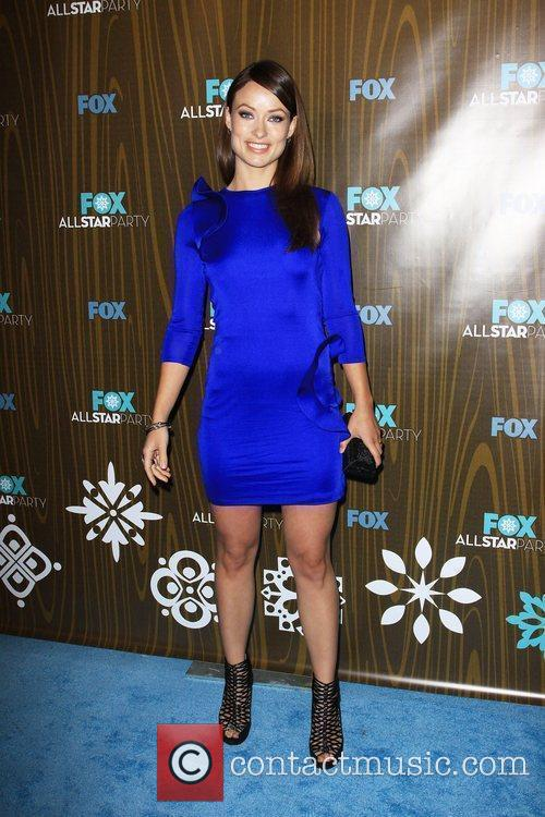 Olivia Wilde The Fox 2010 Winter All-Star Party...