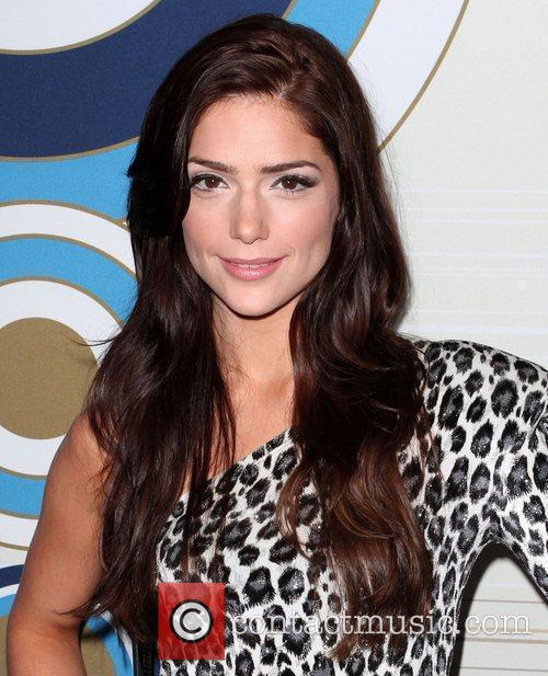 Janet Montgomery  FOX's 2010 Fall Eco-Casino Party...