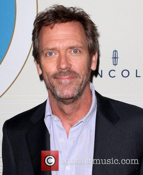 Hugh Laurie FOX's 2010 Fall Eco-Casino Party held...