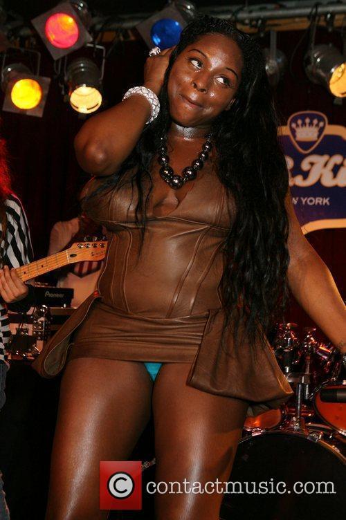 Foxy Brown at BB King's Blues Club &...