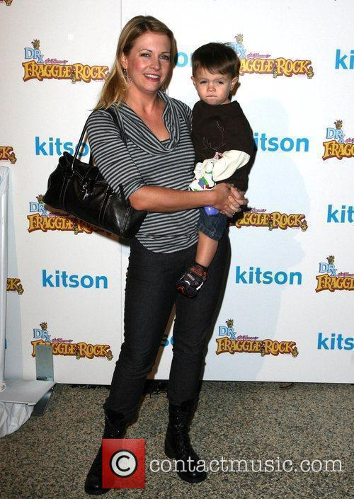 Melissa Joan Hart and Son Brady Hart Wilkerson 6