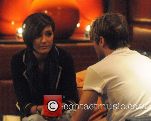 Frankie Sandford and Mcfly 11