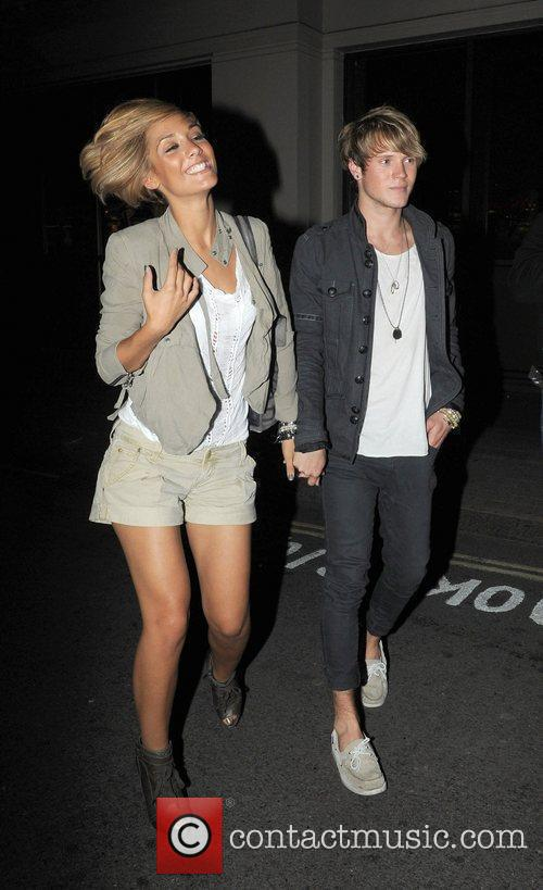Frankie Sandford, Dougie Poynter, McFly and The Saturdays 3