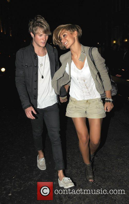 Frankie Sandford, Dougie Poynter, McFly and The Saturdays 2