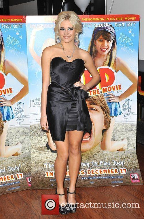 Pixie Lott 'Fred: The Movie' a special screening...