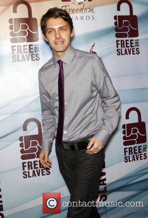 Ryan Devlin The Freedom Awards 2010 held at...