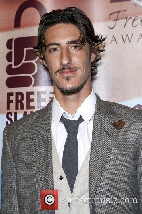 Eric Balfour The Freedom Awards 2010 held at...