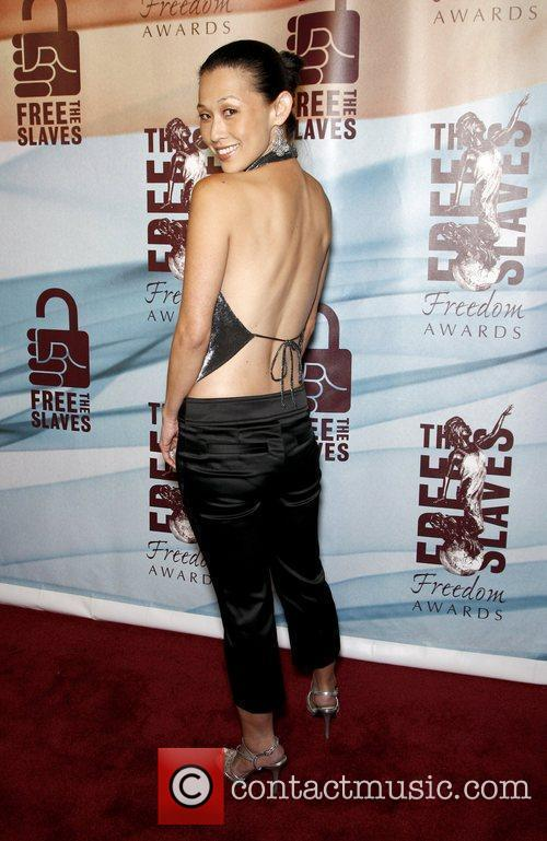 Nicole Bilderback The Freedom Awards 2010 held at...