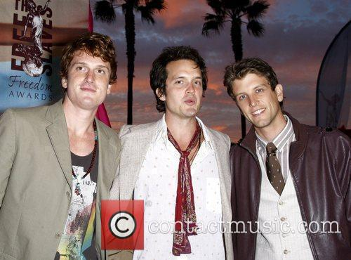 The Makepeace Brothers The Freedom Awards 2010 held...