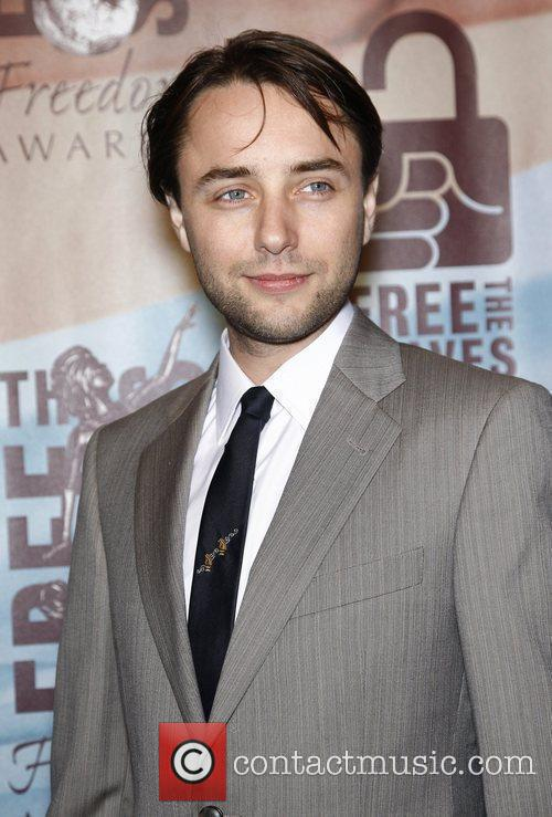 Vincent Kartheiser The Freedom Awards 2010 held at...