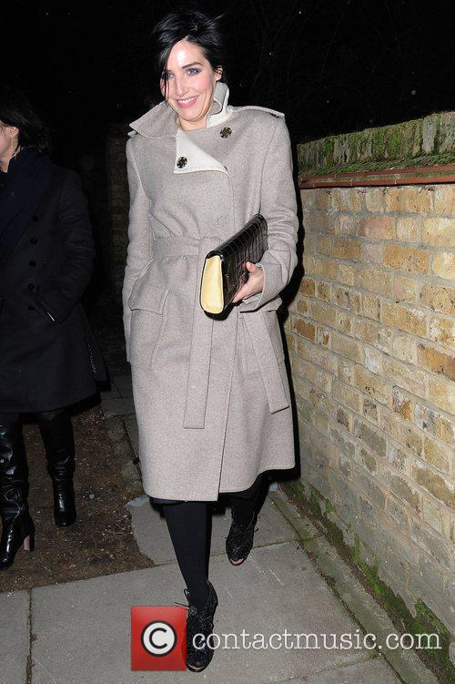 Sharleen Spiteri attends the Freud Annual Christmas Party...