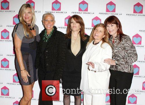 Marianne Williamson and Guests Friendly House's 21st Annual...