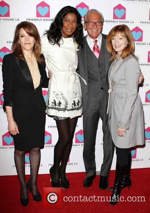 Natalie Cole and Frances Fisher 10