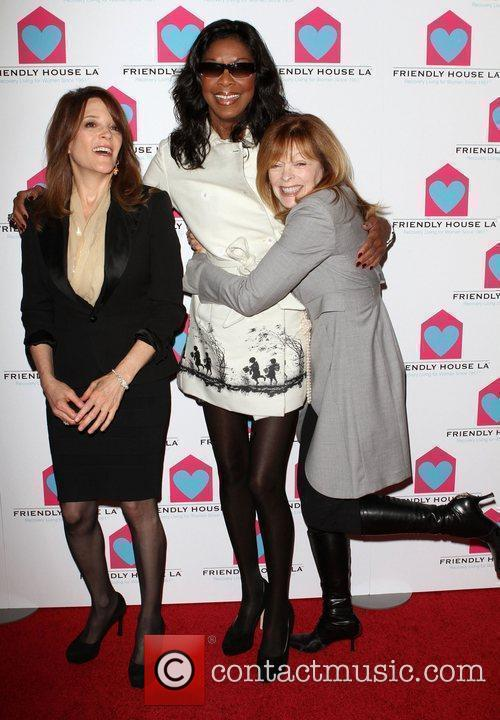 Natalie Cole and Frances Fisher 5