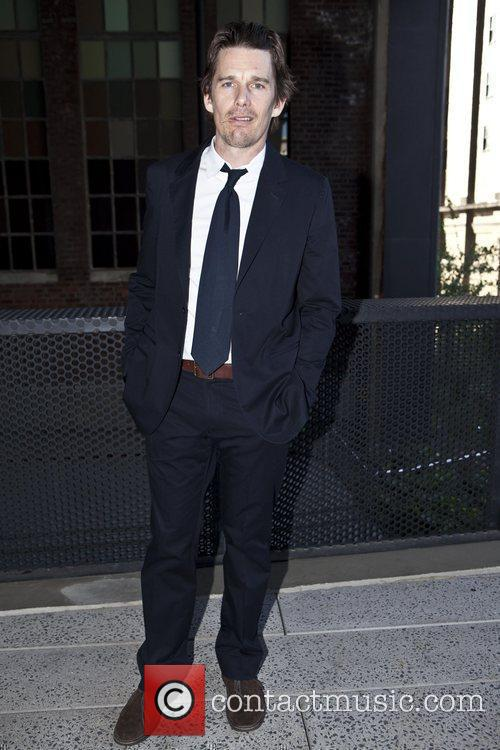 Ethan Hawke Friends of the Highline Summer Dinner...