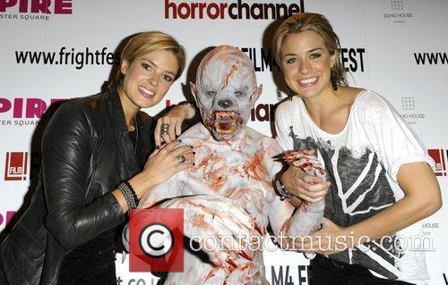 Isabella Calthorpe And Gemma Atkinson, Gemma Atkinson and Channel 4 9