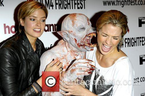 Channel 4 Frightfest photocall held at the Empire...