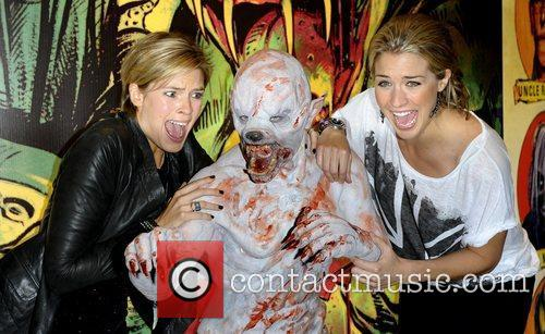 Isabella Calthorpe And Gemma Atkinson, Gemma Atkinson and Channel 4 11