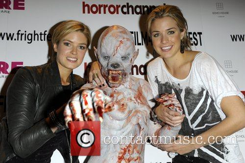 Isabella Calthorpe And Gemma Atkinson, Gemma Atkinson and Channel 4 10
