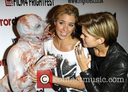 Isabella Calthorpe And Gemma Atkinson, Gemma Atkinson and Channel 4 7