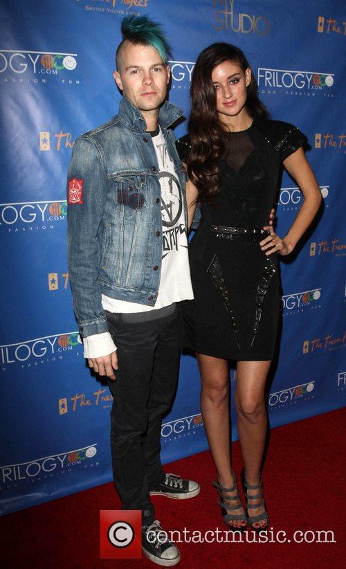 Caroline D'Amore and Boyfriend Bobby Alt Kick-Off Extravaganza...